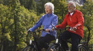 Holidays for seniors