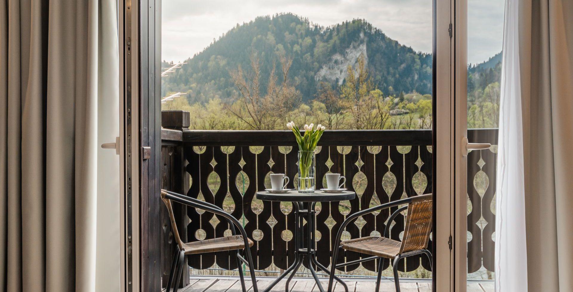 Hotel Smile Szczawnica - wnętre apartamentu trzyosobowego